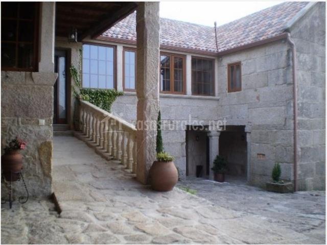 Casa de magina en fornelos de montes pontevedra - Casa rusticas gallegas ...