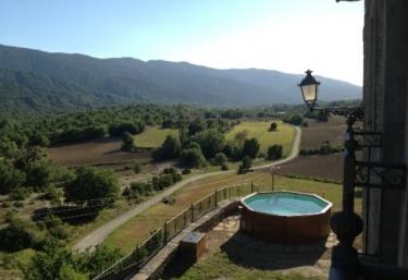 Casas rurales en arag n con piscina p gina 5 for Piscina climatizada teruel