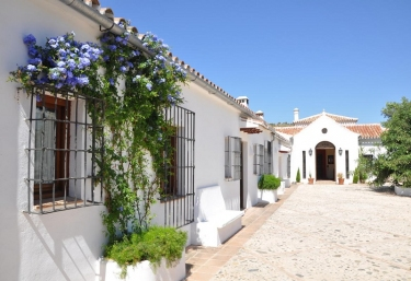 Casas rurales en andaluc a de lujo - Cortijos andaluces encanto ...
