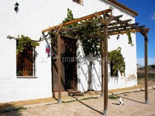 Muebles De Baño Yecla:puerta de coches zonas de sombra gachasmigas sierra de salinas