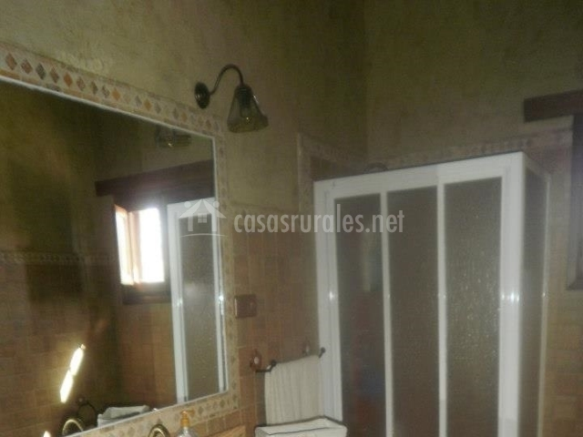 Cuartos De Baño Con Ducha Rusticos:de bano con dos lavabops cuarto de bano con ducha