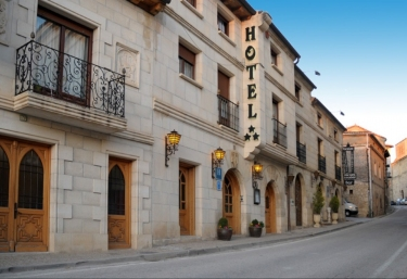 Casas rurales en castilla y le n con piscina p gina 13 for Hoteles en burgos con piscina