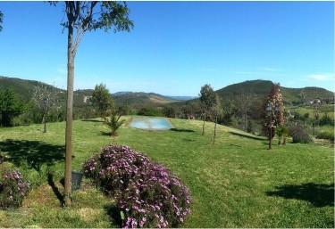 Casas rurales en san vicente de alcantara con piscina for Casas rurales en badajoz con piscina