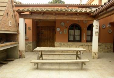 Casas rurales en granja de llumes con barbacoa - Casa rural huermeda ...