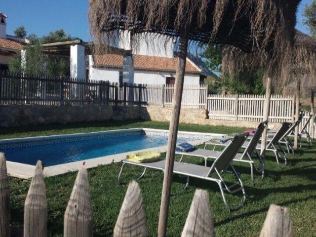 Casa francisca en antequera m laga for Tumbonas piscina baratas