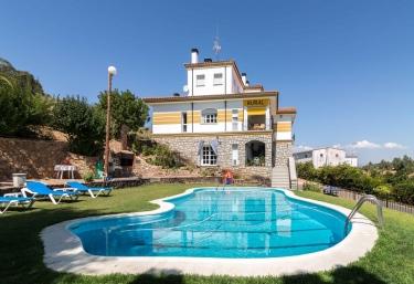 Casas rurales en badajoz aptas para discapacitados for Casas rurales en badajoz con piscina