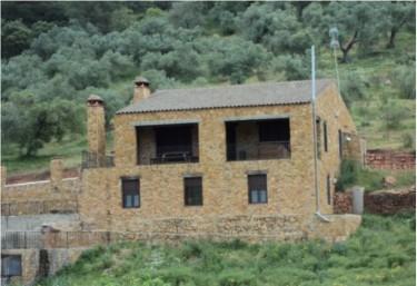 Casas rurales en fuentes de leon con piscina for Casas rurales en badajoz con piscina
