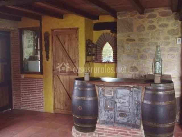 El espesedo de cab rceno en santa maria de cayon cantabria - Barra bar salon ...