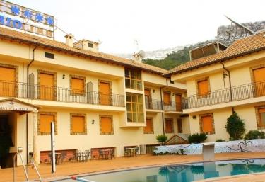 Casas rurales en ja n con piscina p gina 9 for Hoteles en jaen con piscina