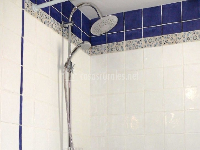 Azulejos Baño Granada:Cortijo Algabia en Alhendin (Granada)