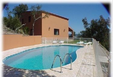 Casas rurales en costa brava con piscina - Can pitu ferriol ...