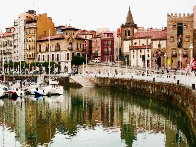El bolero i en canero asturias for Jardin urbano gijon