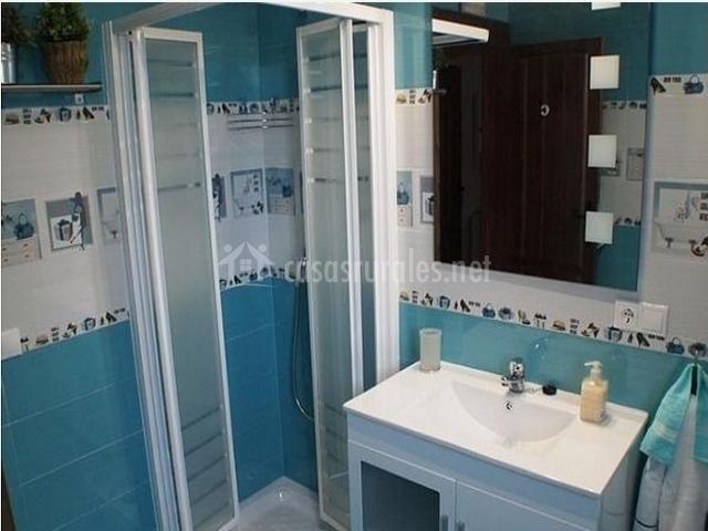 Baño Discapacitados Planta:cuarto de baño planta alta cuarto de baño planta baja