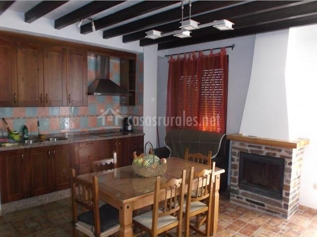 Casa fuentezuelas i en laroles granada for La cocina completa pdf
