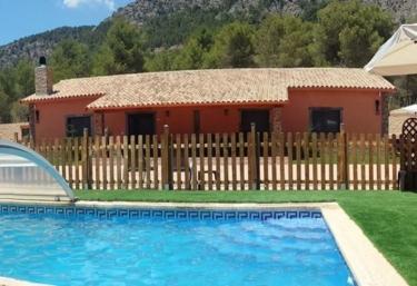 Casas rurales en ibi con piscina for Casas rurales alicante con piscina